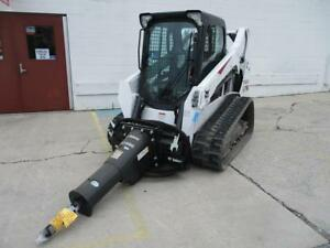2015 Bobcat Hb 1380 Breaker Attachment For Skid Steer Loaders Unused 850ft lbs
