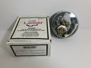 New Mercoid Pressure Switch Da 24 2 6s Da2426s
