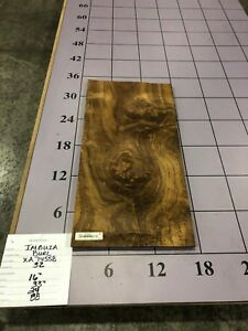 Imbuia Burl Wood Veneer Sheets