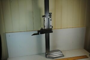 Mitutoyo Vernier 12 Height Gage