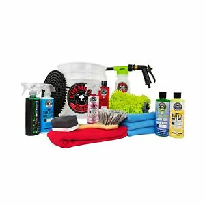 Chemical Guys Hol148 Car Wash Bucket Kit With Foam Blaster 6 Fo Free Shipping