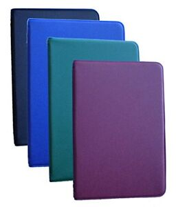 Mead 46000 Four Different Colored Mini 6 ring Memo Books Each Containing 3 X 5