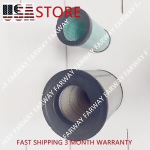 6i 2503 6i 2502 Filter Air Fits Caterpillar Cat E330b E325b 3116 3126 3208