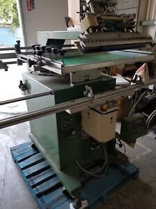 Used Silk Screen Printing Equipment
