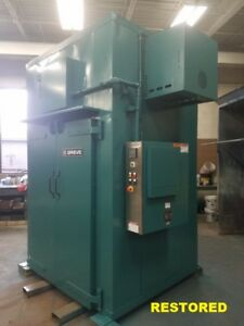 Industrial 450 f Electric Oven By Grieve