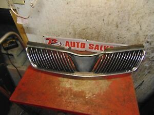 02 03 Mitsubishi Diamante Oem Factory Front Grill Grille