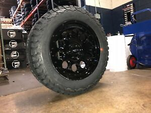 20x9 Moto Metal Mo990 Wheels Bfg Ko2 33 Tires Package 6x5 5 Toyota Tacoma