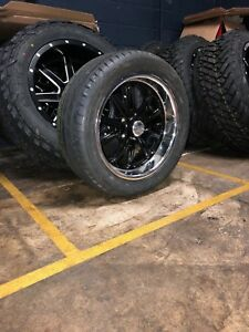 17 Us Mags Rambler General Rs Wheel Tire Package 5x4 5 Dodge Charger Coronet