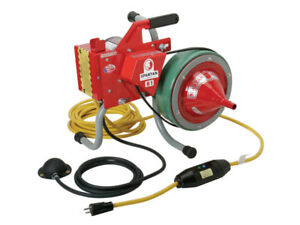 Spartan Tool 81 Kitchen And Sink Drain Cleaning Machine Part No 04703302