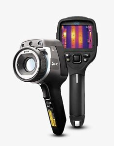 Flir E40 Infrared Compact Thermal Imaging Infrared Camera With Case