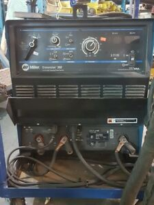 Miller Dimension 302 Cc cv Dc Welding Power Source