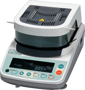 A d Mf50 Moisture Analyzer demo Unit