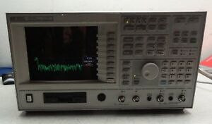 Hp 89410a 10mhz Vector Signal Analyzer
