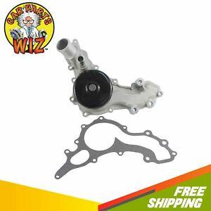 Water Pump Fits 12 16 Jeep Wrangler 3 6l V6 Dohc 24v