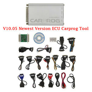 V 10 05 Carprog Full Version Item Adapter Car Ecu Prog Programmer Universal Tool