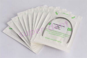 Supply 1000x Dental Orthodontic Stainless Steel Arch Wire Rectangular 1622 Upper