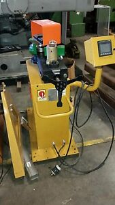 One Preowned Baileigh Tube Pipe Bender
