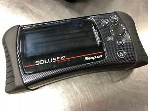 Snap On Solus Pro Scanner Eesc316