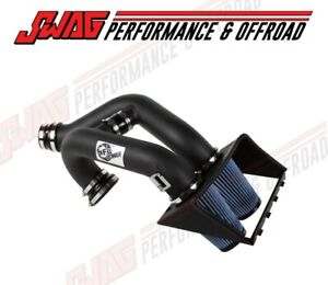 Afe Cold Air Intake Kit For 2012 2014 Ford F 150 Ecoboost 3 5l Twin Turbo