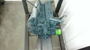 Kubota Bx1830d Bx1870d Tractor Reman Kubota D722 Engine To Fit These Models