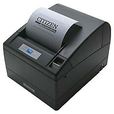 Citizen Ct s4000 Thermal Pos Printer 112mm 150 Mm sec 69 Col Serial