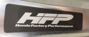4 Oem Honda Hfp Honda Factory Performance Decal Sticker When Rim Acura Genuine