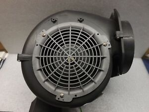 Squirrel Cage 3 Speed Fan Blower Zephyr Pbd Pdl 1100a