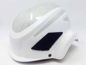 Construction Electrical Engineering Safety Hearing Hard Hat Helmet White Xl