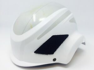 Construction Electrical Engineering Safety Hearing Hard Hat Helmet White Medium