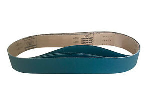 Sanding Belts 2 X 48 Zirconia Cloth Sander Belts 12 Pack 120 Grit