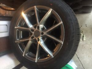 4 New Tires 185 60 15 With Wheel R 15 Ready And Balance Bolt Pattern 5 100