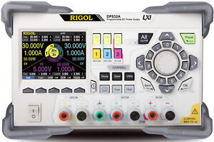 New Rigol Dp832a 3 Channels Programmable Dc Power Supply Us Authorized Dealer
