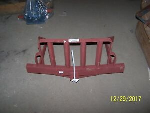 Ford Naa Jubilee naa 600 800 601 801 2000 4000 Tractor Front Bumper Brush Guard