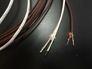 K Type Thermocouple Wire Awg 14 14 Awg K Type Thermocouple Grade Solid Wire