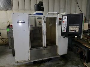 Fadal Cnc Vertical Machining Center Vmc 15 914 15 20 x 16 y 20 z 30059