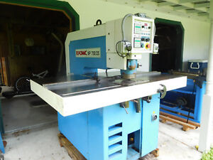 Euromac Xp 750 25 Punch Press 25 Ton Punching Machine
