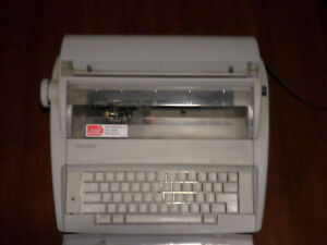 Brother Gx 6750 Daisy Wheel Electronic Typewriter Fully Tested works Perfectly