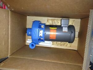 Goulds Xylem 3656 S Close Coupled Centrifugal Pump 1x2 8 New Surplus