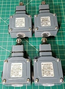Leuze Afety Position Switch S300 m13c3 m20 15s Lot Of 4 New Switches