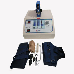 Electrotherapy Digital Traction Unit For Physiotherapy Machine