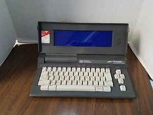 Vintage Smith Corona Pwp 9500nt Notebook Word Processor