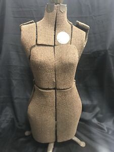 Vtg Antique Adjustable Dress Form penneys
