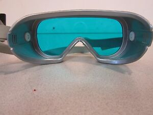Laser Defense Safety Glasses Yl 110 Comes In A Hard Protective Case Nice