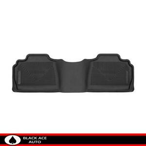 Husky X act Contour 2nd Seat Floor Mat Black For Gm Truck suv 2007 14 Cc ec