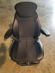 Universal Air Ride Tractor Seat No Ops Switch