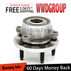 Ha590446 Front Rear Wheel Hub Bearing Assembly For 2011 2016 Ford Explorer Xlt