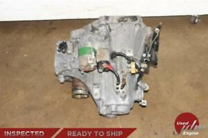 Honda Civic Del Sol 1992 2000 5 Speed Manual Transmission Jdm D16a