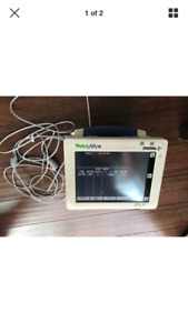 Welch Allyn Propaq Cs 242 Multi parameter Vital Signs Monitor 209133