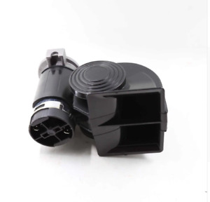 125db Loud Car motorcycle Air Horn Compact Size black