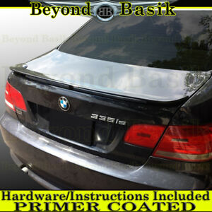 2007 2012 Bmw 325i 328i 335i 335is Ac Schnitzer Acs Style Spoiler Wing Primer
